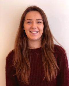 Celina Ruijschop, secretaresse bij Nostimos Letselschadedeskundigen
