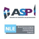 NLE, ASP en Nostimos letselschade
