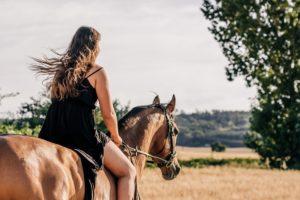 Letsel door ongeval met paard